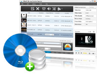 Create Blu-ray discs, Burn videos to Blu-ray discs