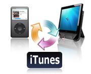 Pasar archivos de PC al iPod