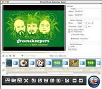 Xilisoft Crear Foto Slideshow para Mac